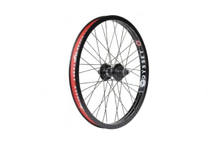 Odyssey Hazard Lite Freecoaster Wheel - Black - RHD